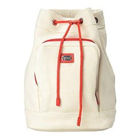 Dolce & Gabbana Multi Color Women's Drawstring Backpack Bag