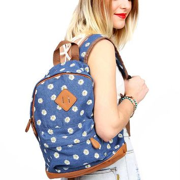 Dainty Daisy Backpack
