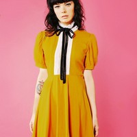 Jolie Dress (Yellow)