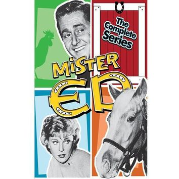 Mister Ed DVD Complete Series Box Set