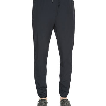 Damire Bevan Nylon Jogger Pants, Black, Size: LARGE, BLACK - Theory