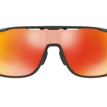 Oakley Crossrange™ Shield (Asia Fit) MATTE BLACK, Prizm Ruby | Oakley US Store