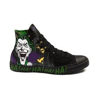 Converse All Star Hi Joker Athletic Shoe, Black, at Journeys Shoes