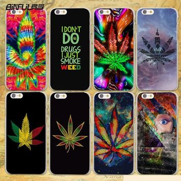 BiNFUL Abstractionism Art high weed tumblr aztec hard clear Cases cover for Apple iPhone 7 6 6s Plus SE 4s 5 5s 5c plastic phone