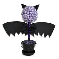Lollipop Bat Topiary