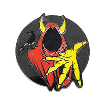Insane Clown Posse Men's Belt Buckle Silver