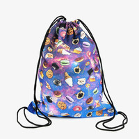 Sweet Stuff Print Backpack