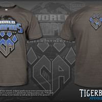 World Champion Tshirt