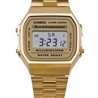 A168WG9-A Casio Stainless Steel Digital Watch | Casio | Watches' All Items | American Apparel