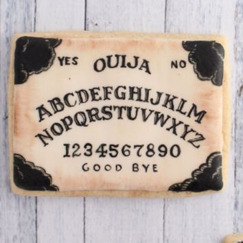 Ouija Board Sugar Cookie Gift 12 piece, Toy Chest By Amazadeal