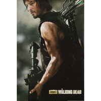 Walking Dead - Domestic Poster
