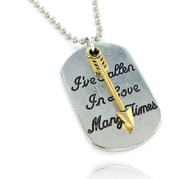 Love Always Charm Necklace
