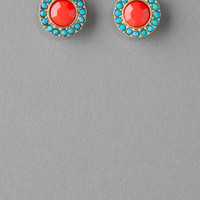 COVINGTON JEWELED STUDS