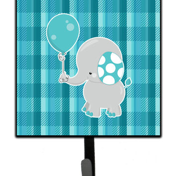 Elephant with Balloon Leash or Key Holder BB6835SH4