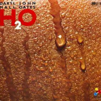 H2O - Daryl Hall + John Oates, LP (Pre-Owned)