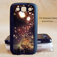 Tangled,castle,Samsung Galaxy S3/S4/S5/,Samsung Galaxy S3 mini,S4 mini,S4-active,Samsung Galaxy Note2/Note 3