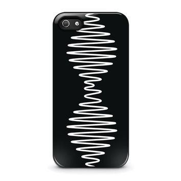 ARCTIC MONKEYS ICON iPhone 5 / 5S / SE Case Cover