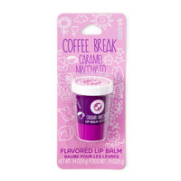 Coffee Break Caramel Macchiato Flavored Lip Balm