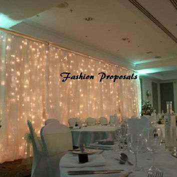 Sale Sale LED Backdrop, LED photo both backdrop LED Ceremony Backdrop. Only Lights Fabric not included