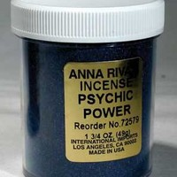 Anna Riva Psychic Power Powder Incense at Every Witch Way Online Shop