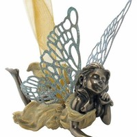 Bliss Fairy Christmas Tree Ornament - Holiday - Christmas Ornaments