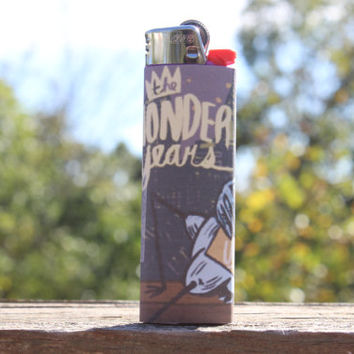 The Wonder Years Full Size Lighters