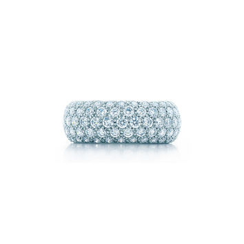 Tiffany & Co. - Etoile:Five-row Band Ring