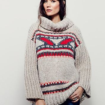 Free People Womens Soft Touch Caravelli Pullover