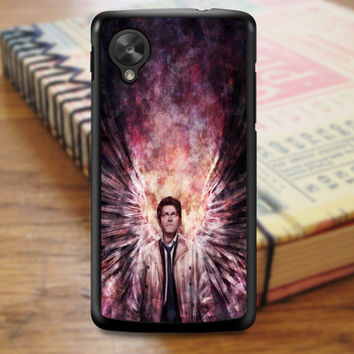 Supernatural Galaxy Art Horror Nexus 5 Case