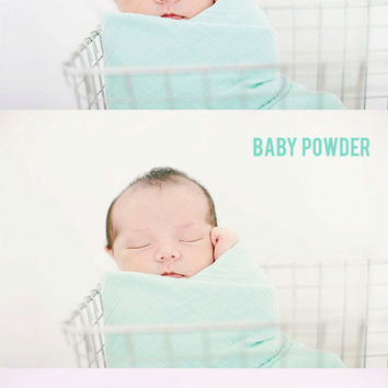 Baby Bundle Photoshop Actions for Photoshop & Photoshop Elements (Includes all 3 newborn sets!)