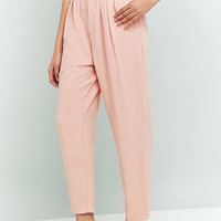 Light Before Dark '80s High-Rise Pant | Urban Outfitters