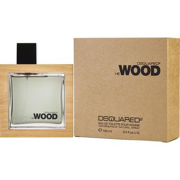 DSQUARED He Wood for men