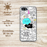 The Fault In Our Stars, iPhone 5 case, iPhone 5C Case, iPhone 5S case, iPhone 4S Case, Phone Cases, Samsung Galaxy S3, Samsung Galaxy S4