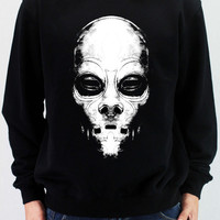 Death Eater Mask Harry Potter Shirt Sweatshirt Sweater Unisex - silk screen handmade