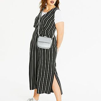 Stripe Jumpsuit | Simply Be USA