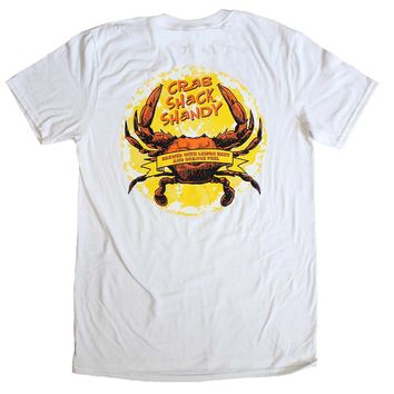 Crab Shack Shandy (White) / Shirt