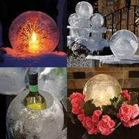 """Globe Ice Lantern Kit brings """"fire"""" and """"ice"""" together"""