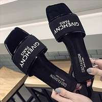 Givenchy Women Fashion Casual Beach Slipper Sandals Shoes