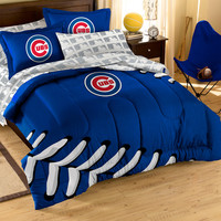 Chicago Cubs MLB Bed in a Bag (Full)