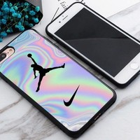 New Nike.18 Air Jordan Pastel Best Case For iPhone 6 6s 6+ 6s+ 7 7+ 8 8+ X Cover