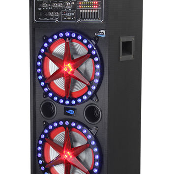 Dolphin SP-64 BT Active Party Speaker with 1300 Watts