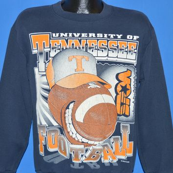 90s University Of Tennessee Volunteers Football Sweatshirt Medium