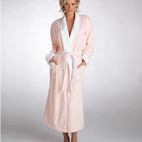 Monarch Cypress Microfiber Plush-Lined Unisex Robe Sleepwear 770 at BareNecessities.com