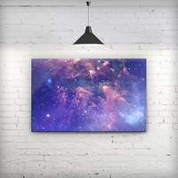 Colorful Nebula - Fine-Art Wall Canvas Prints