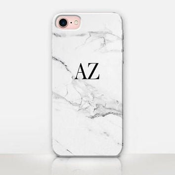 Monogram Phone Case  - iPhone 7 Case - iPhone 7 Plus Case - iPhone SE Case - iPhone 6S case - iPhone 6 case  iPhone 5 Case Samsung S7