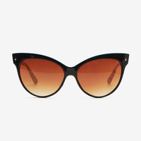 Kitty Meow Extreme Cateye Sunglasses