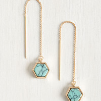 Get Up and Geo Earrings | Mod Retro Vintage Earrings | ModCloth.com