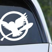 Harry Potter - Hedwig Owl Die Cut Vinyl Decal Sticker