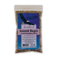 Sacred Eagle Herbal Smoking Blend 1oz with Rolling Papers [OLD BLEND]