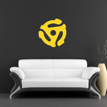 45 Insert wall decal